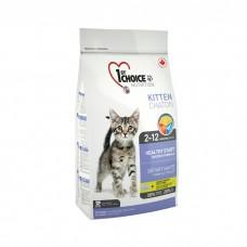 1st CHOICE ЗДОРОВЫЙ СТАРТ с курицей и рисом для котят с 2 месяцев