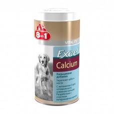 8IN1 EXCEL Кальций пищевая добавка для собак