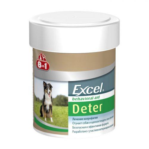 8IN1 EXCEL Deter средство для отучения собак от поедания фекалий 100таблеток