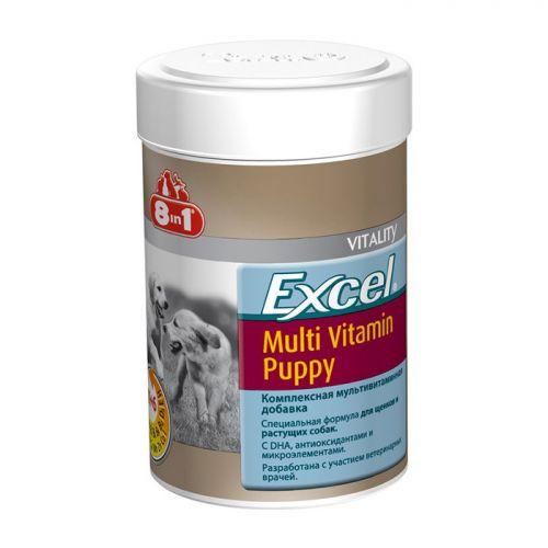8IN1 EXCEL Мультивитамины для щенков