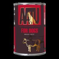 AATU С ГОВЯДИНОЙ АНГУС консервы для собак 400г