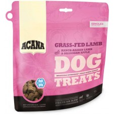 ACANA FD GRASS-FED LAMB DOG гипоаллергенное лакомство с ягненком для собак 92г
