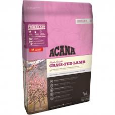 ACANA GRASS-FED LAMB беззерновой гипоаллергенный с ягненком для собак всех пород и возрастов