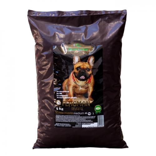 ACARI CIAR FLAGMAN FEGATO СРЕДНИЕ ГРАНУЛЫ с печенью и рисом для взрослых собак