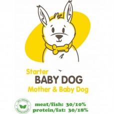 АКАРИ КИАР BABY DOG STARTER с говядиной и субпродуктами сухой корм для щенков до 4 месяцев