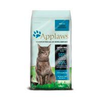 APPLAWS беззерновой сухой корм с океанической рыбой для кошек