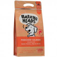 BARKING HEADS МИСОЧКУ ОБЛИЖЕШЬ беззерновой с лососем и картофелем для взрослых собак