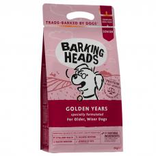 BARKING HEADS ЗОЛОТЫЕ ГОДЫ с курицей и рисом для собак старше 7 лет