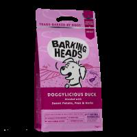 BARKING HEADS ВОСХИТИТЕЛЬНАЯ УТКА беззерновой с уткой и бататом для собак всех пород