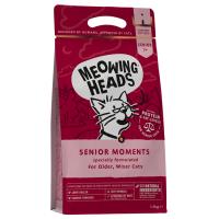 MEOWING HEADS  МУДРЫЕ ГОДА беззерновой с лососем и яйцом для кошек старше 7 лет