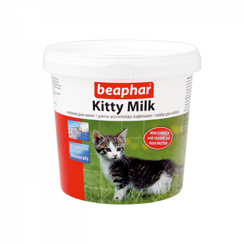 BEAPHAR 12573 KITTY MILK молочная смесь для котят 200г