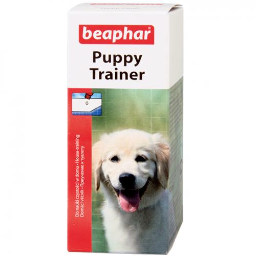 BEAPHAR 12562 PUPPY TRAINER средство для приучения щенков к туaлeту