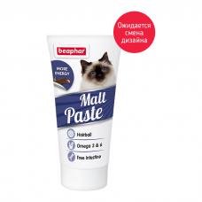 BEAPHAR MALT PASTE паста для вывода шерсти из кишечника кошек