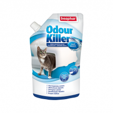 BEAPHAR 15234 ODOUR KILLER уничтожитель запаха для кошачьих туалетов 400г