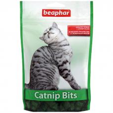 BEAPHAR 12623 CATNIP BITS подушечки с кошачьей мятой для кошек 35г