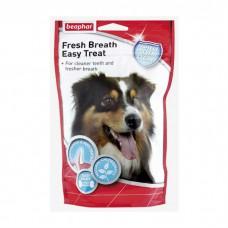 BEAPHAR FRESH BREATH EASY TREAT подушечки для чистки зубов собак