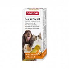 BEAPHAR 12620 BEA VIT TOTAAL витамины для кожи и шерсти всех домашних животных