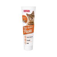 BEAPHAR 12959 DUO ACTIVE PASTE мультивитаминная паста для кошек 100г