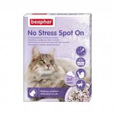 BEAPHAR 13913 No Stress Spot On успокаивающие капли для кошек