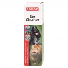 BEAPHAR 12560 EAR CLEANER профилактическое средство для чистки ушей 50мл