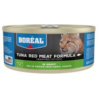 BOREAL с красным мясом тунца в соусе консервы для кошек