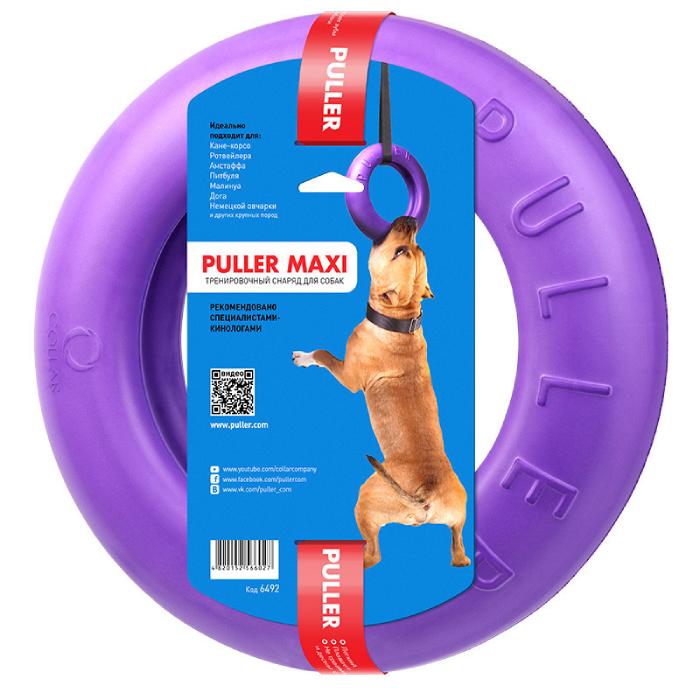 Фото - COLLAR PULLER MAXI кольцо для собак крупных и гигантских пород весом более 45 кг