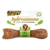 ЗУБОЧИСТИКИ с курицей лакомство для собак средних пород 95г