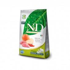 FARMINA N&D беззерновой с кабаном и яблоком для взрослых собак всех пород