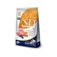 FARMINA N&D низкозерновой с ягненком и черникой для взрослых собак средних пород