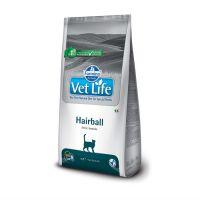 FARMINA VET LIFE CAT HAIRBALL для выведения шерстяных комочков у кошек