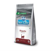 FARMINA VET LIFE CAT HEPATIC при хронической печеночной недостаточности для кошек