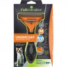 FURMINATOR M Инструмент для СРЕДНИХ собак с ДЛИННОЙ шерстью