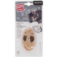 GiGwi 75240 Интерактивная мышка игрушка для кошек