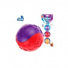 GIGWI SQUEAK 3  МЯЧА С ПИЩАЛКАМИ игрушка для собак мелких пород 5 см