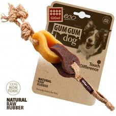 GIGWI ЭКО ЦЕПЬ игрушка для щенков