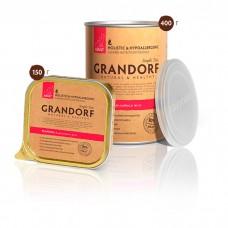 GRANDORF ТЕЛЯТИНА консервы для взрослых собак всех пород