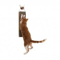 KITTY CITY Подвесная когтеточка для кошек из гофрокартона