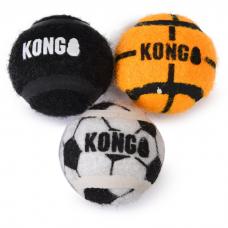 KONG SPORT BALLS мяч теннисный прочный без пищалки очень маленький 4 см