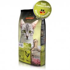 LEONARDO ADULT POULTRY GF беззерновой с домашней птицей для взрослых кошек