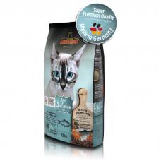 LEONARDO ADULT SALMON GF беззерновой с лососем для взрослых кошек