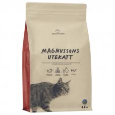 MAGNUSSONS UTEKATT УТЕКАТТ запечённый для котят и кошек с нормальной и высокой активностью