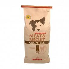 MAGNUSSON GRAIN FREE беззерновой со свежим говяжьим фаршем для собак с нормальной активностью