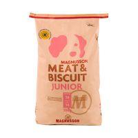 MAGNUSSON JUNIOR со свежим говяжьим фаршем для щенков, беременных и кормящих сук