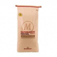 MAGNUSSONS KENNEL с пшеницей и сушеной говядиной для собак с нормальным уровнем активности