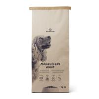 MAGNUSSONS ADULT со свежей говядиной и пшеницей для собак с нормальной активностью