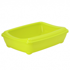 MODERNA ARIST O TRAY туалет-лоток с рамкой лимонно-желтый 42*31*13см