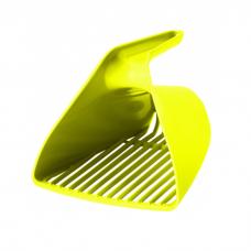 MODERNA SCOOP&SIFT совок-ковш для наполнителя лимонно-желтый