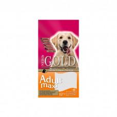 NERO GOLD ADULT MAXI с курицей и рисом для собак крупных пород