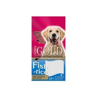 NERO GOLD FISH&RICE гипоаллергенный с рыбой, рисом и овощами для взрослых собак