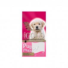 NERO GOLD PUPPY MAXI с курицей и рисом для щенков крупных пород